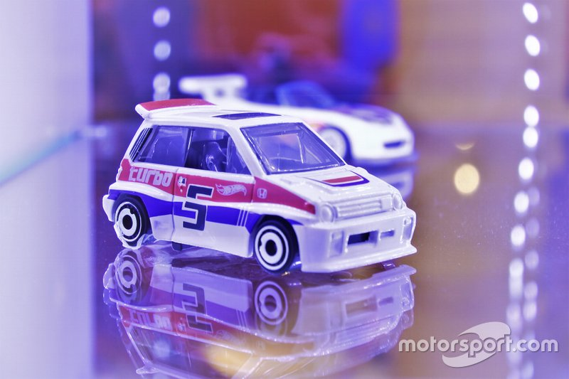 Diecast Honda City Turbo Hot Wheels