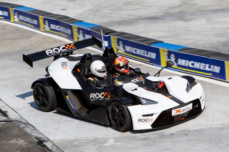 Pierre Gasly, KTM X-Bow Comp R