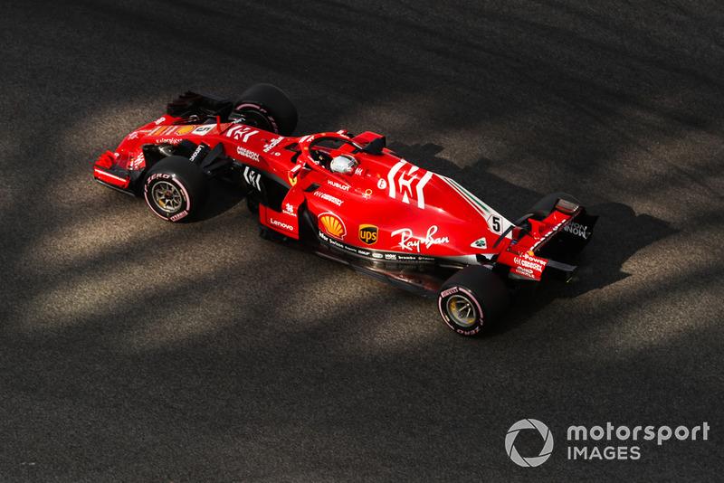 2 місце — Себастьян Феттель, Ferrari. Умовний бал — 38,54