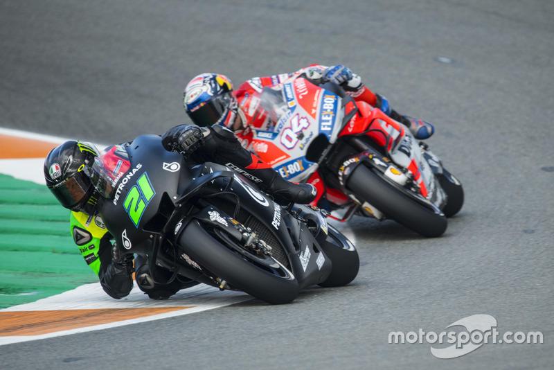 Франко Морбіделлі, Petronas Yamaha SRT, Андреа Довіціозо, Ducati Team