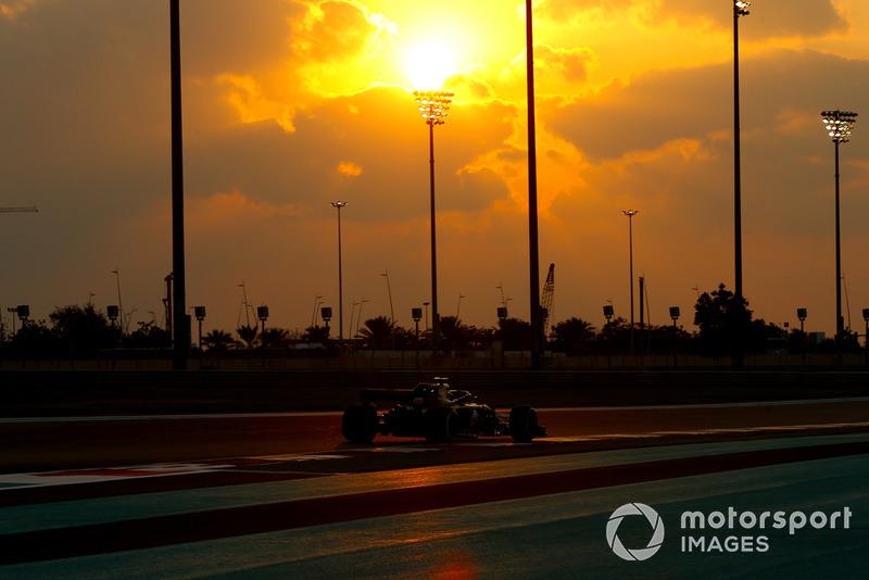 Ніко Хюлькенберг, Renault Sport F1 Team R.S. 18