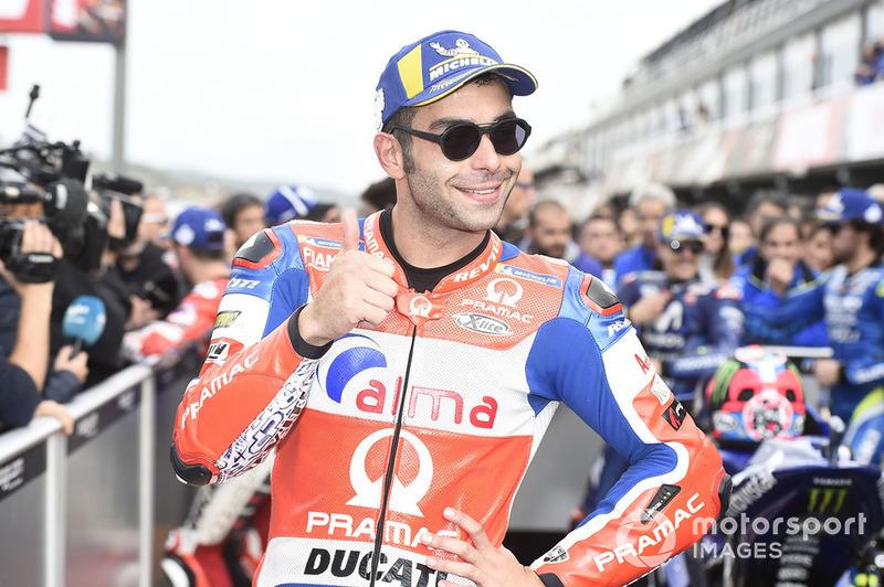 MOTO GP GRAND PRIX DE VALENCE 2018 - Page 2 Danilo-petrucci-pramac-racing-1