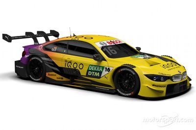 BMW Motorsport livery unveil