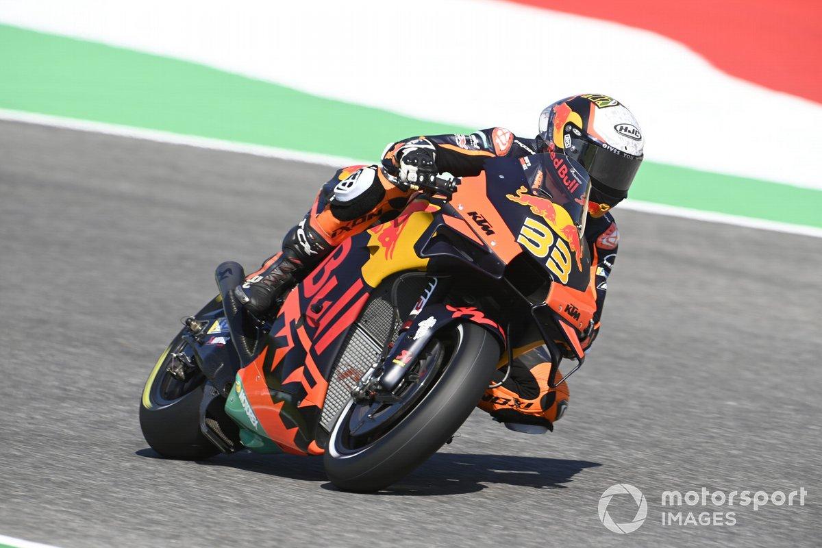 Brad Bender, Balap Pabrik KTM Red Bull