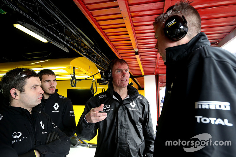 Alan Permane, Renault Sport F1 Team Trackside Operations Director