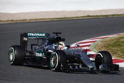 Lewis Hamilton, Mercedes Petronas AMG F1