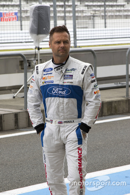 #67 Ford Chip Ganassi Racing Team UK Ford GT: Andy Priaulx
