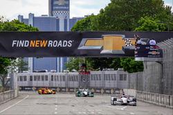 Вілл Пауер, Team Penske Chevrolet, фінішує