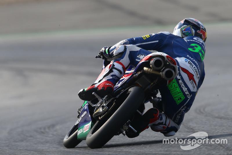 Enea Bastianini, Gresini Racing Team Moto3