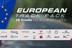 RaceRoom, Avrupa pistleri paketi