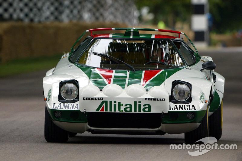Alitalia & Lancia Stratos