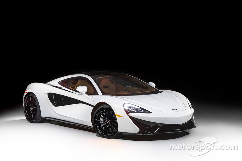 McLaren 570GT by MSO Concepts
