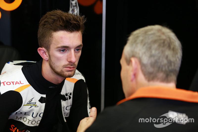 John McPhee, Peugeot MC Saxoprint