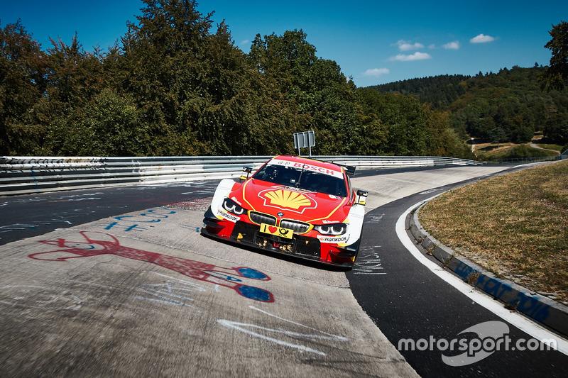 Augusto Farfus im BMW M4 auf der Nordschleife