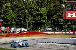 Sieg für Simon Pagenaud, Team Penske, Chevrolet