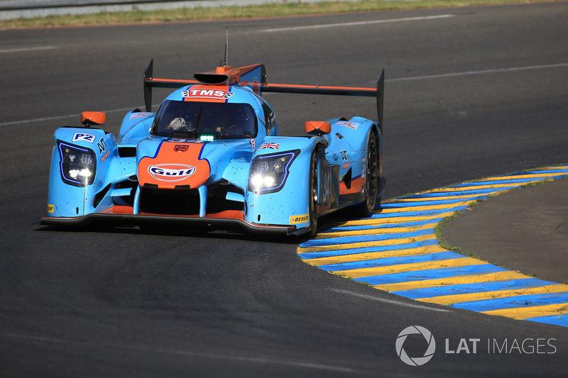 27. №34 Tockwith Motorsports Ligier JSP 217: Найджел Мур, Филип Хэнсон, Карун Чандок