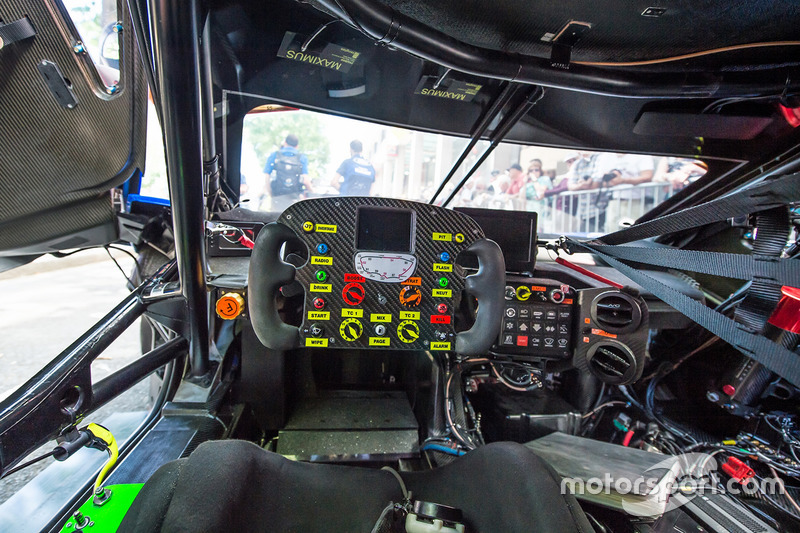 Inside A Ford Gt
