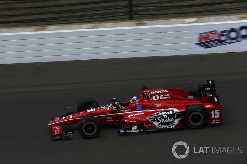 14. Graham Rahal, Rahal Letterman Lanigan Racing Honda
