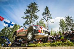 Khalid Al-Qassimi, Chris Patterson, Citroën C3 WRC, Citroën World Rally Team