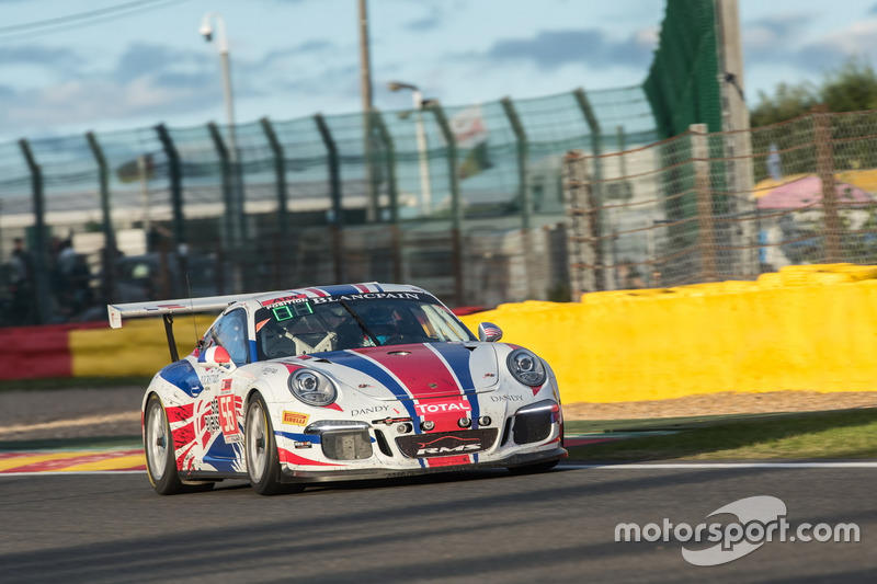 #56 RMS Porsche 991 Cup: Howard Blank, Fabrice Notari, Yannick Mallegol, Frank Mechaly