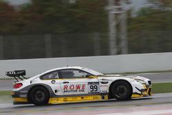 #99 Rowe Racing BMW M6: Maxime Martin, Alexander Sims, Philipp Eng