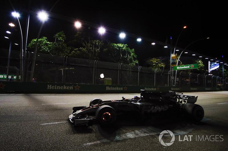 15. Ромен Грожан, Haas F1 Team VF-17