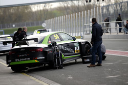 Simon Reicher, Certainty Racing Team, Audi RS3 LMS