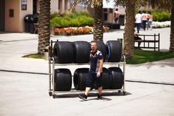 Mechaniker: Scuderia Toro Rosso