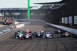 Start: Nico Jamin, Andretti Autosport leads