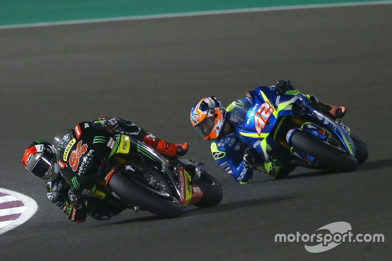 Jonas Folger, Monster Yamaha Tech 3, Alex Rins, Team Suzuki MotoGP