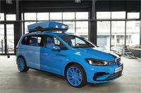 VW Touran von Ebay