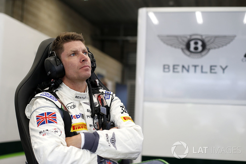 #7 Bentley Team M-Sport Bentley Continental GT3: Guy Smith