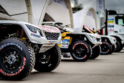 Área de equipo Peugeot Sport