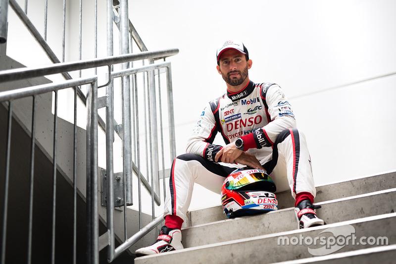 Хосе Марія Лопес, Toyota Gazoo Racing