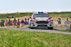 Бриан Буфье, Ford Fiesta R5, Gemini Clinic Rally Team