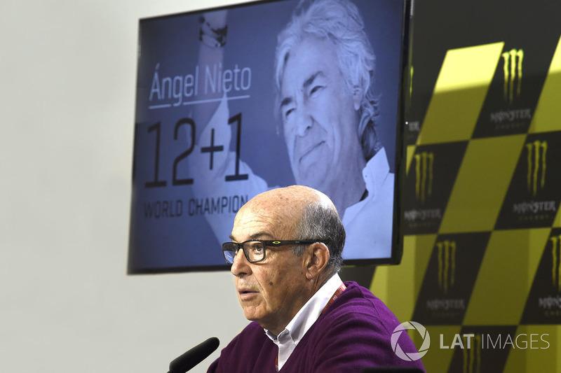 كارميلو إزبيليتا، الرئيس التنفيذي لدورنا سبورت