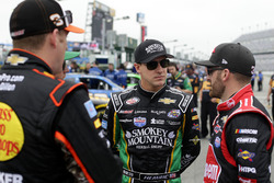 Daniel Hemric, Richard Childress Racing, Chevrolet; Austin Dillon, Richard Childress Racing, Chevrolet; Ty Dillon, Richard Childress Racing, Chevrolet