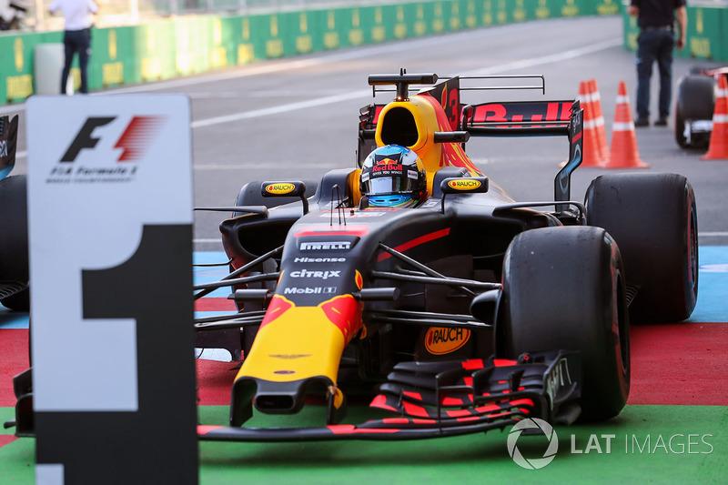 Gewinner: Red Bull Racing