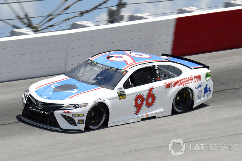 Jeffrey Earnhardt, Gaunt Brothers Racing, Toyota Camry Xtreme Concepts
