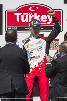 Podium : Ott Tänak, Toyota Gazoo Racing