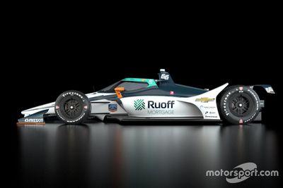 Presentación Arrow McLaren