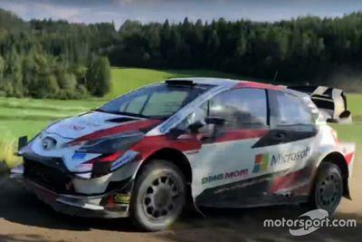 Test Toyota di Giugno