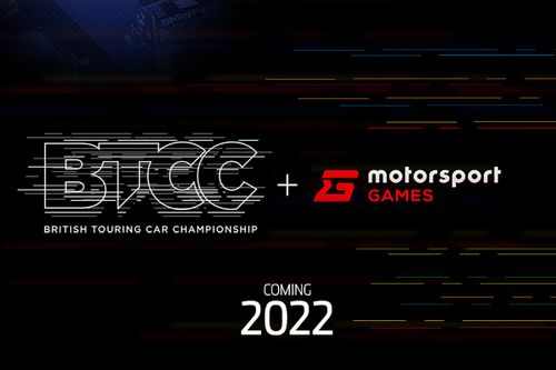 BTCC Motorsport Games