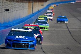 Alex Bowman, Hendrick Motorsports, Chevrolet Camaro Nationwide Pet Insurance, Jimmie Johnson, Hendrick Motorsports, Chevrolet Camaro Ally
