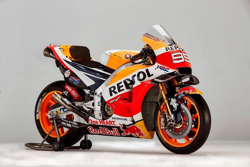 Repsol Honda Team, Honda RC213V