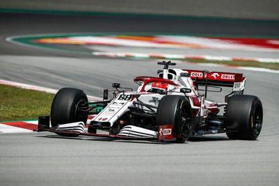 Barcelona Pirelli testing