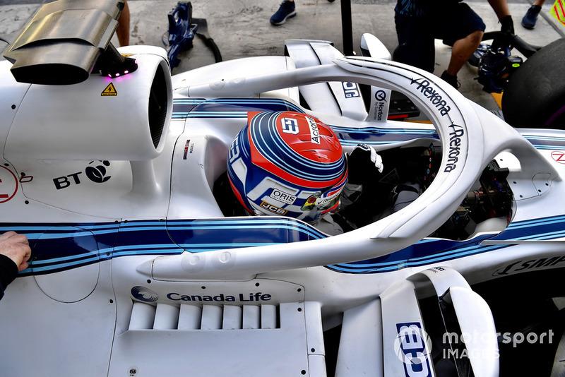 Джордж Расселл, Williams FW41