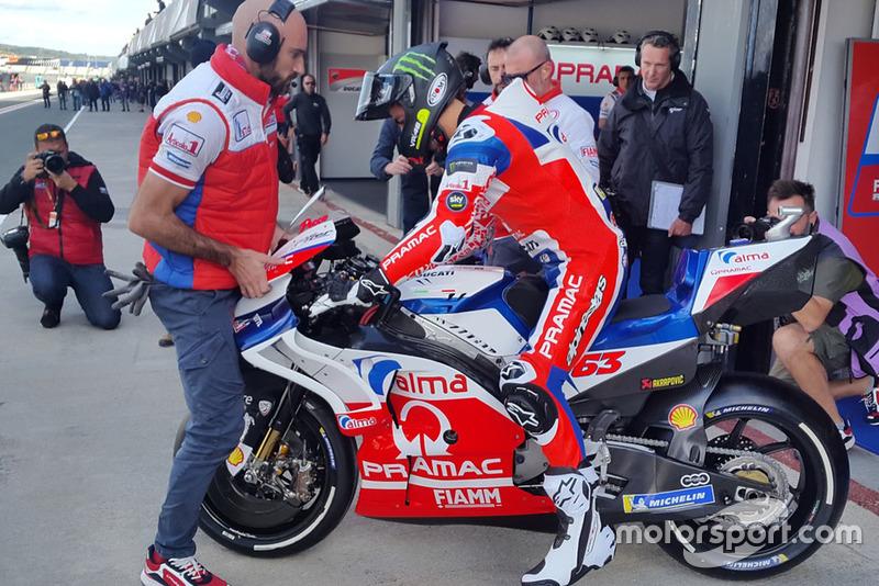 Francesco Bagnaia (Pramac Racing)