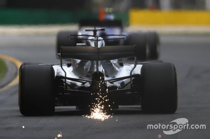 Ф1, Мельбурн 2017: Льюіс Хемілтон, Mercedes AMG F1 W08