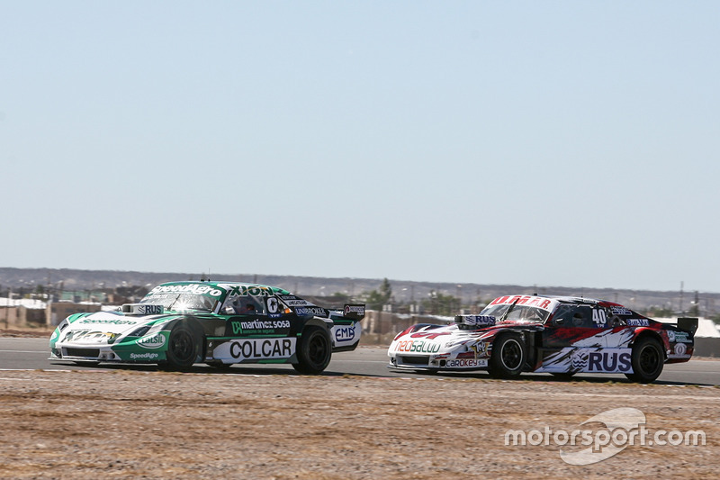 Agustin Canapino, Jet Racing Chevrolet, Christian Dose, Dose Competicion Chevrolet